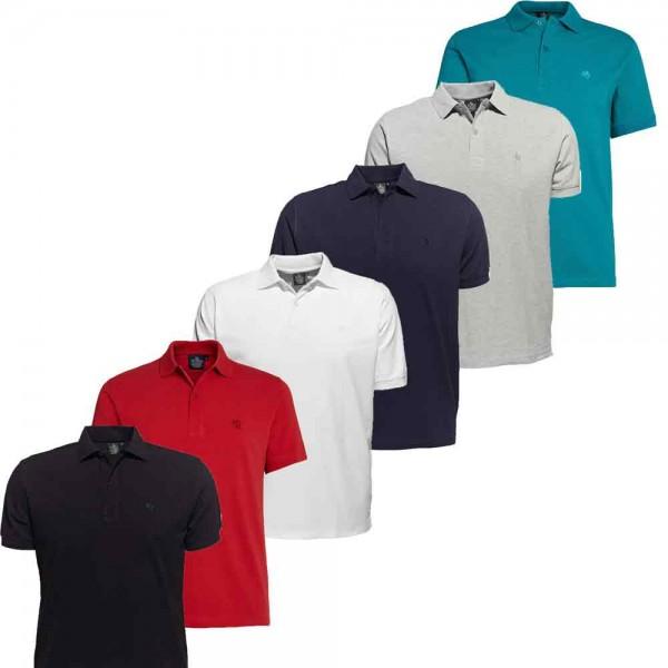 Übergrößen Polo-Shirt von Ahorn