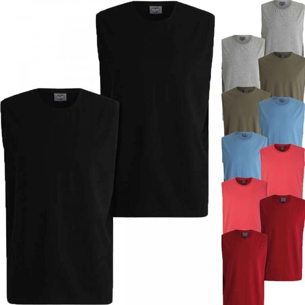 Herren Muscle-Shirt in vielen Farben