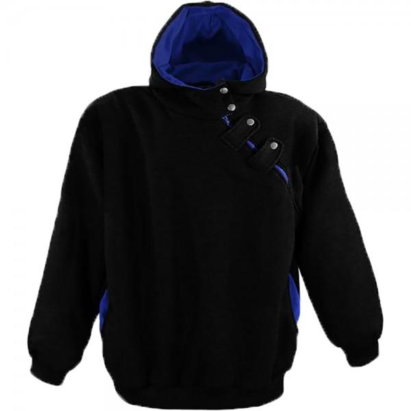 Lavecchia Übergrößen Sweatshirt mit Hoody