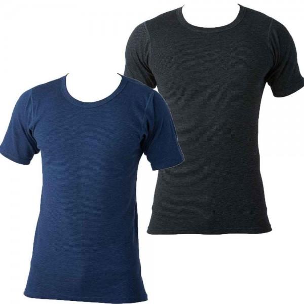 Übergrößen Unterhemd halbarm