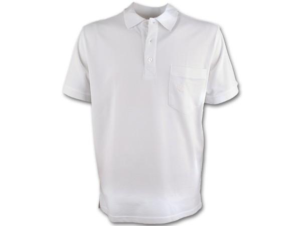 Übergrößen Polo-Shirt Brusttasche