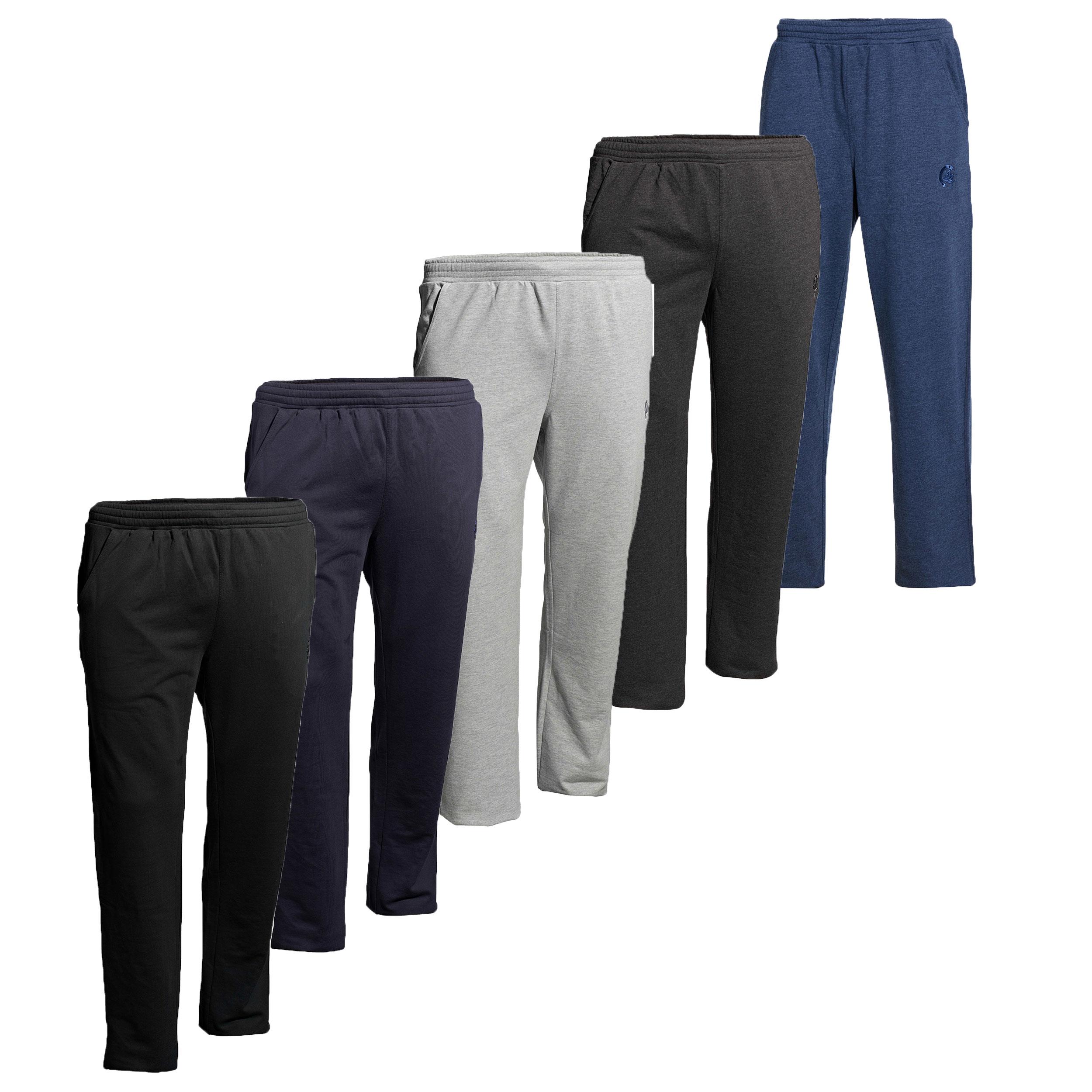 Herren kurze Jogginghose kurz Jogger Hose Große Größen 4XL 5XL 6XL Übergröße