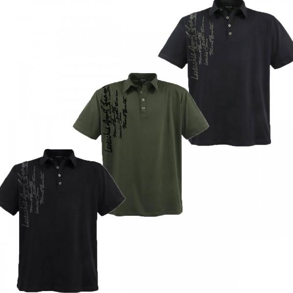 Übergrößen Männer Polo-Shirt STRAIGHT