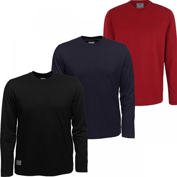 Ahorn Basic Shirt langarm