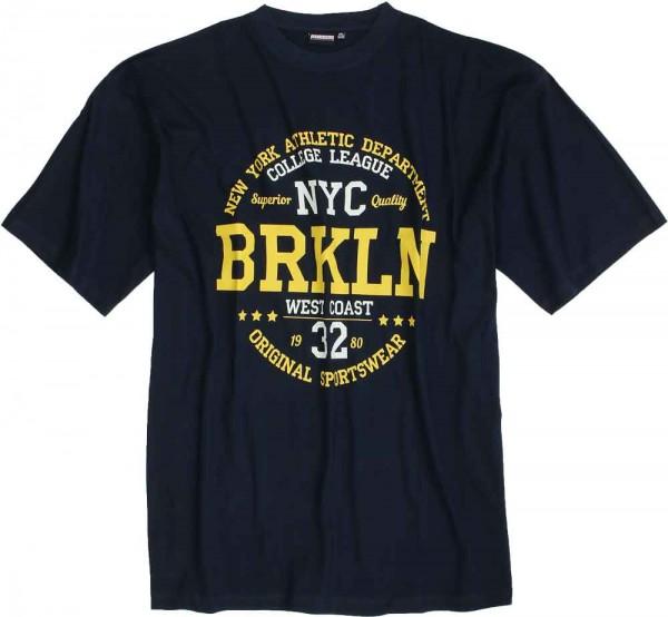 T-Shirt navy/dunkelblau