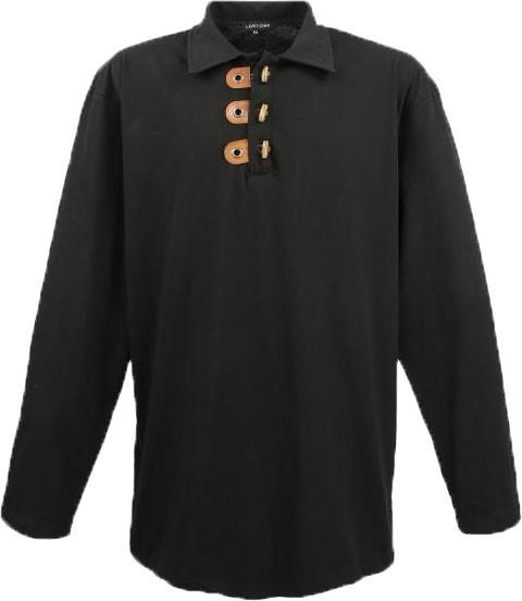 Langarm Polo-Shirt TIMELESS