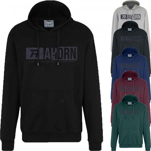 Ahorn Sportswear Hoodie TRDMRK GREY