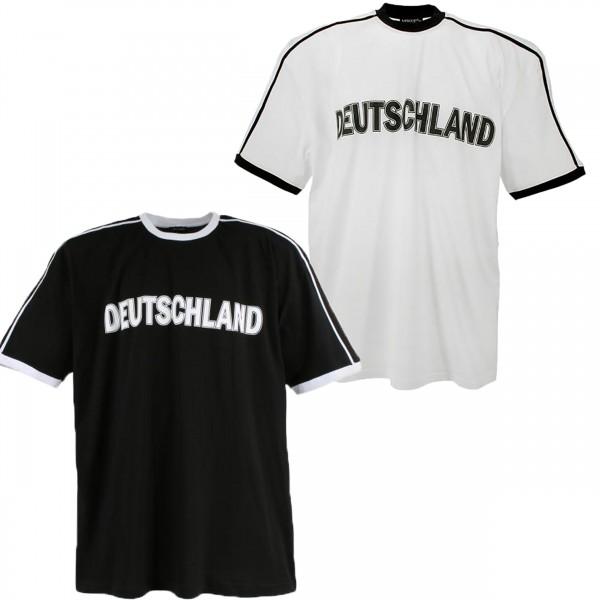 """T-Shirt """"Deutschland"""" in Übergröße"""