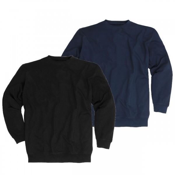 Sweatshirt in großen Größen HELIOS