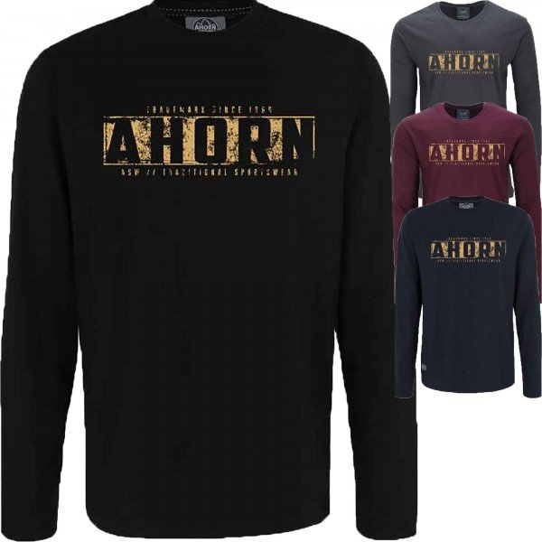 Ahorn Sportswear Longsleeve TRADITIONEL