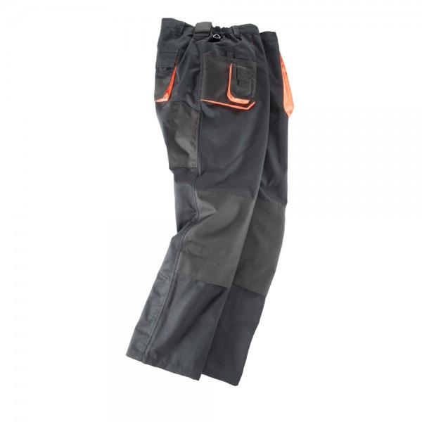 Arbeitshose für Übergrößen mit vielen Taschen