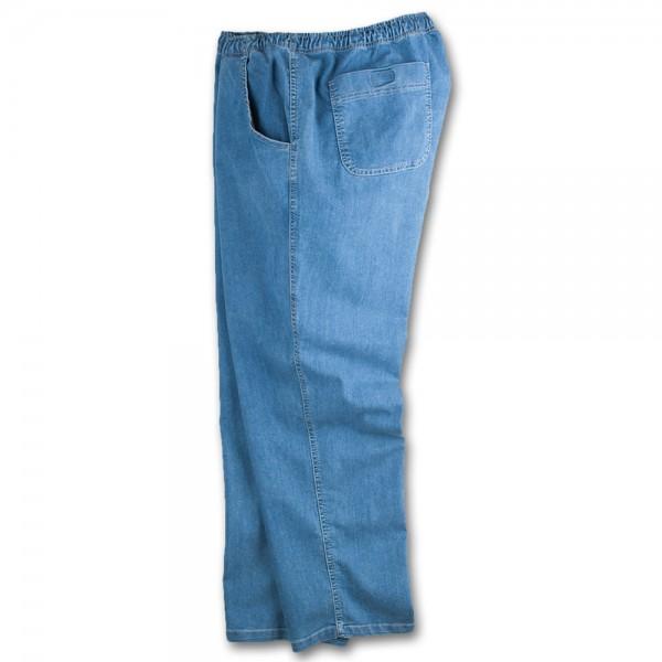 Übergrößen Jeans, hellblau
