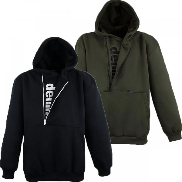 Übergrößen Sweatshirt mit Aufdruck