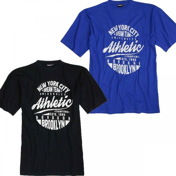 T-Shirt mit Aufdruck ATHLETIC