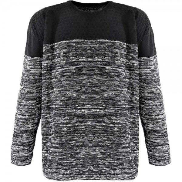 Strick-Pullover in Übergröße von Lavecchia